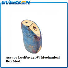 Chinese supplier Asvape Lucifer 240W Mechanical Box Mod