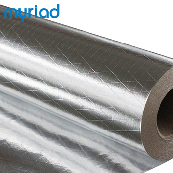 Barrier cellulose insulation for metal building