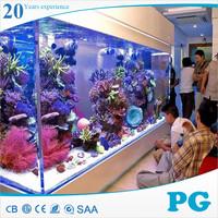 Buy fish tank modern design acrylic aquarium in China on Alibaba.com