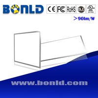 USA standard UL DLC LED ceiling panels with fire proof driver box, Dimmable