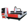 CNC steel metal sheet laser cutting machine with CE 700W 3000mm*1500mm