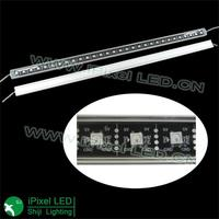 dc5v addressable Ws2812b led dmx Rigid Bar waterproof outdoor use