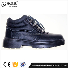 Wholesale Industrial Safety Equipment Shoes Middle Cut Working Labor Shoes