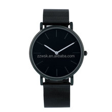 2017 New mens watch with Japanese movement and batteries and quality in Chinese price