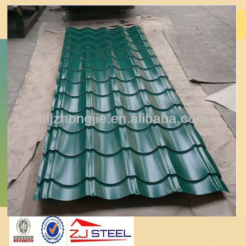 corrugated roofing sheet metal roofing