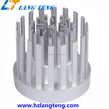 OEM Industrial LED Light Aluminum Pin Fin Heatsink