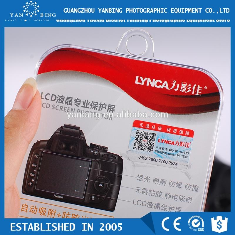 HD Enhanced Optical Japanese Glass Film for Nikon D750 DSLR Camera,for Camera Precisely Designed tempered glass screen protector