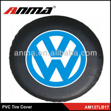 AM127LB17 customized 14 inch plastic luggage wheel cover