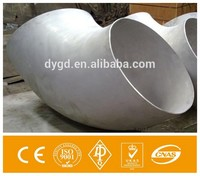 Oil/Gas ANSI B16.9 Long Radius 90 Degree Stainless Steel Pipe Elbow