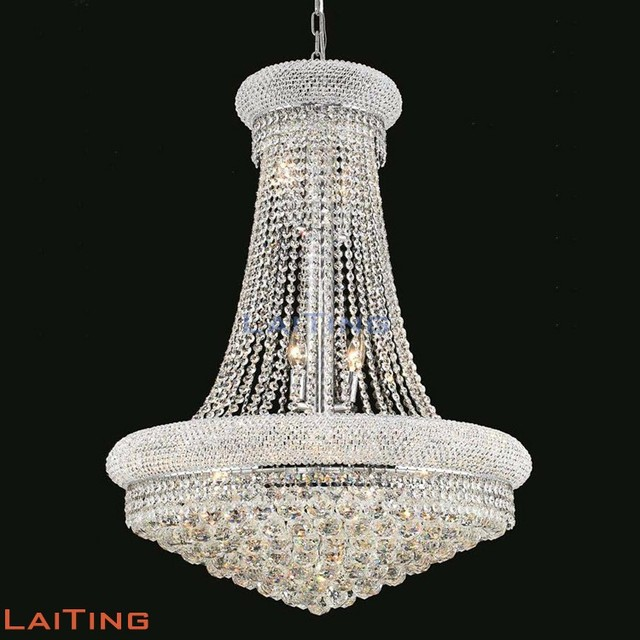 Cheap wholesale large crystal chandelier lighting pendant lamp fixtures 71006