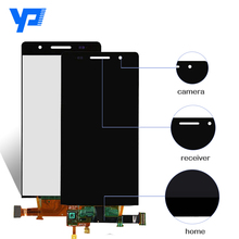 High quality for Huawei Ascend P6 lcd with touch screen, for Huawei P6 lcd and digitizer, for Huawei P6 lcd with display