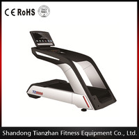 hot sale cardio machines/ new disign commercial treadmill/ Running machine for FIBO show