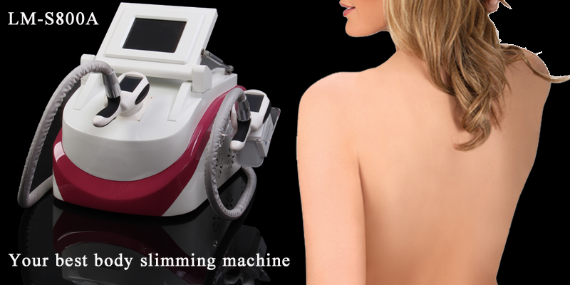 Improves Skin Elasticity Cryolipolysis Fat Freezing Treatment Good For Removing Large Fat Tissue