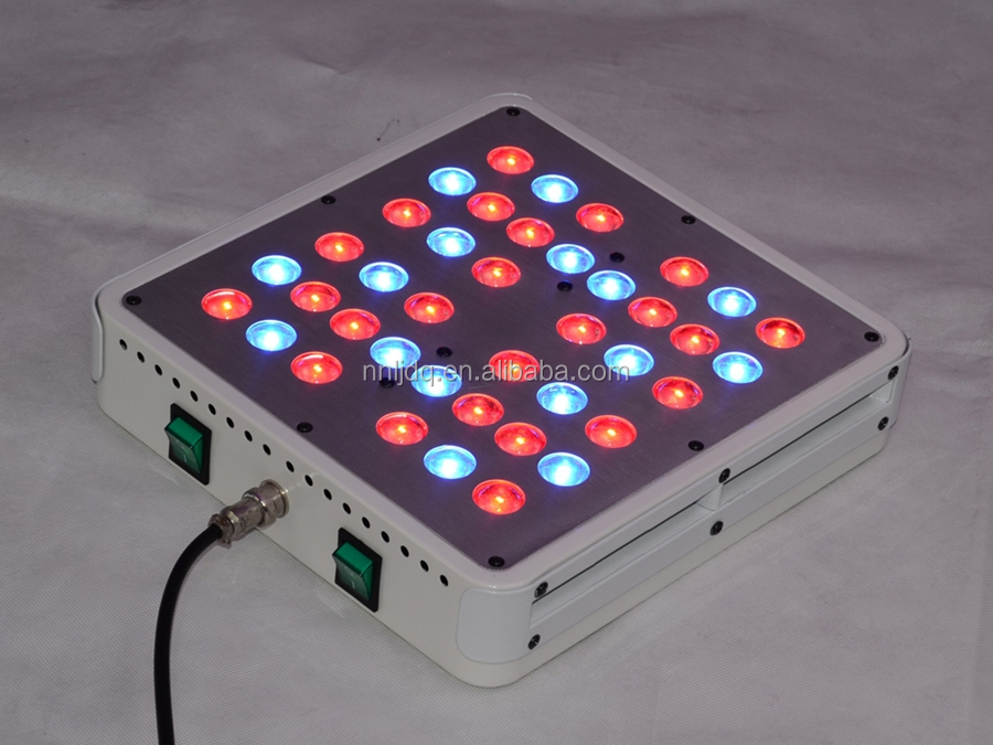 Apollo led grow light with 5w led chip for commercial grow, greenhouse project, hydroponic system/medical plants