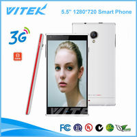 IPS Capacitive Multi-Touch Screen 5.5 inch Android MTK6592W Smart Phone