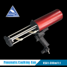 KSA1-590ml Air Caulking Gun for Silicon Adhesive