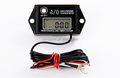 Waterproof Engine Maintenace Alert Tachometer and Hour meter Mini Outboard Engine Dune Buggy 4x4 Pit Bike ATV