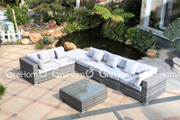 garden treasures patio furniture company used outdoor sofa