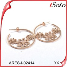ladies earrings designs pictures pink earrings flower shaped earrings