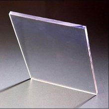 UV coated polycarbonate solid for sale in shield anti riot of project