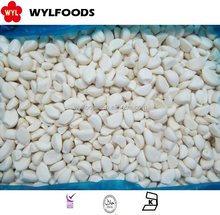 frozen IQF garlic price in china