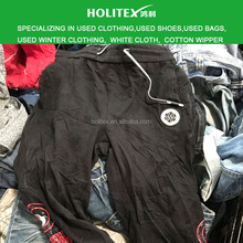Cheap price new arrivals sorted used clothes second hand adults cotton jogging wear for Africa