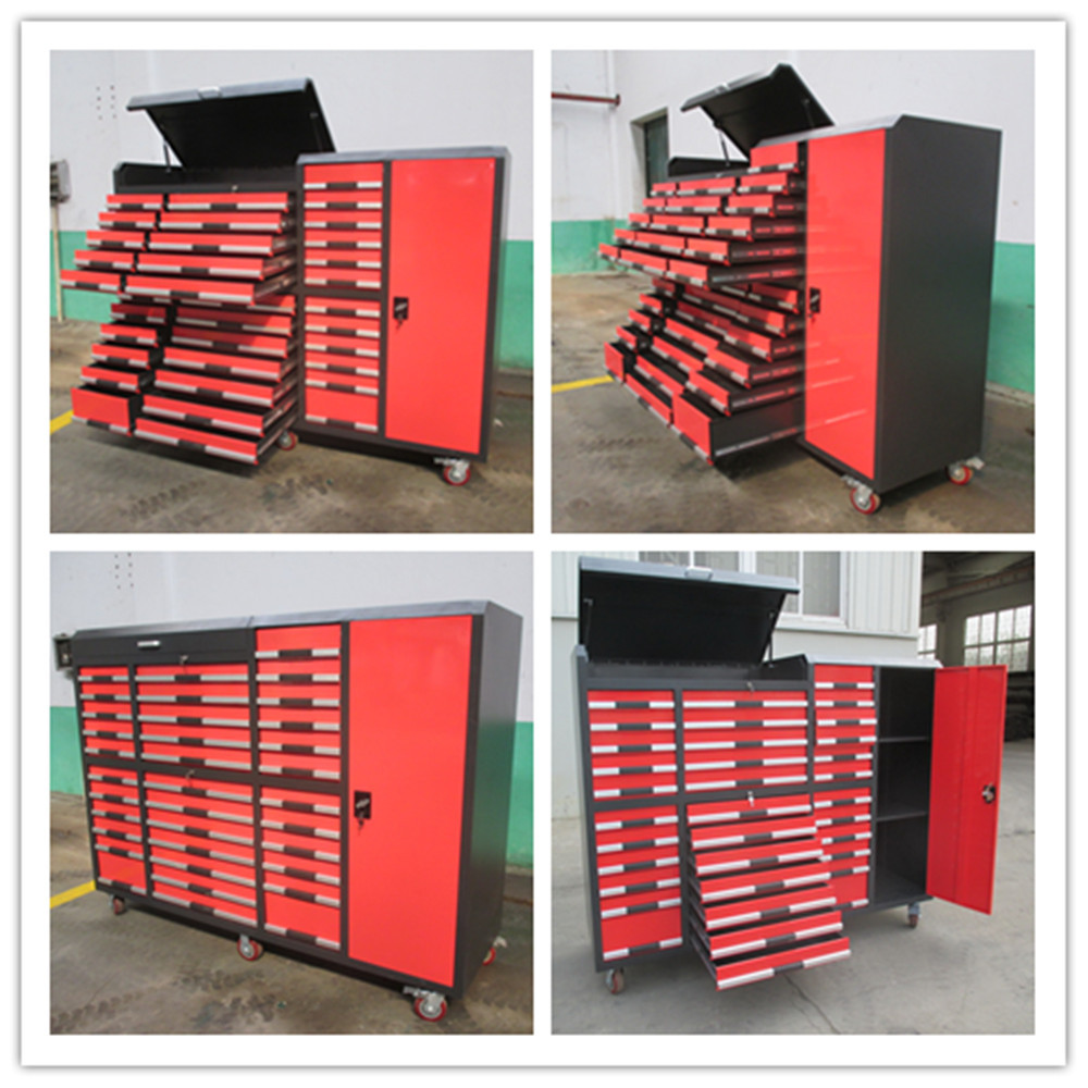 Metal tool box Tool storage roller cabinets