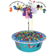 fishing frog machine children amusement park indoor kids fishing game machine