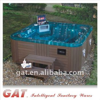 GSPA-03 Outdoor spa bathtub