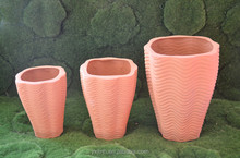 Made in China Customized Pottery Pots for Wholesale decoration pottery