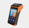 WAYPOTAT 5.0inch handheld 4G financial Android 7.0 touch pos terminal with printer P20L with EMV L1L2