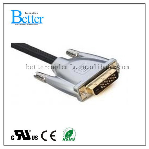 Quality latest dvi to vga/svga video cable