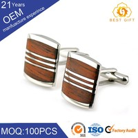 Custom Logo enamel cufflinks for mens shirts