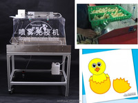 CE approval! Day Old Chick Poultry Chicken Mist Vaccination Spraying Immunization Machine and Equipment