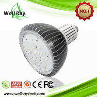 High Brightness MIT Industrial Warehouse E40 60W 90W 100W led canopy light for gas station
