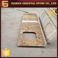 High grade prefab laminate brazilian granite countertops for construction