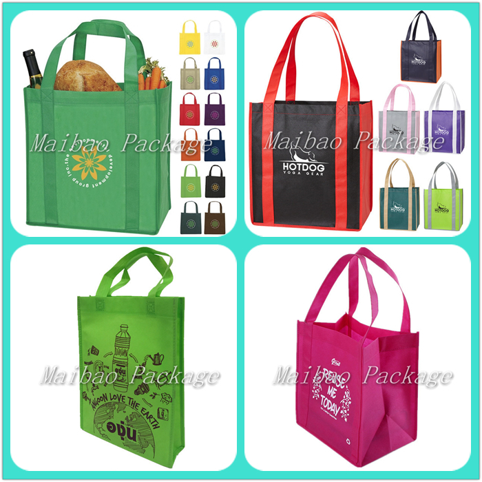 Good Quality Cheap Azo Free Custom Gift Non Woven Quilted Tote Bags Wholesale
