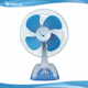 Factory Supplier summer cool table fan low noise appliance portable light