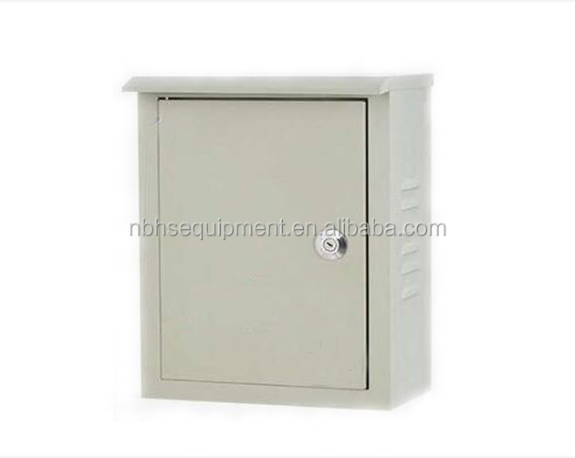 Hot selling outdoor steel enclosure electrical distribution box