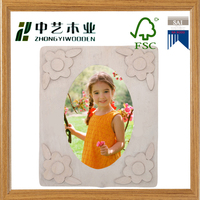 Trade assurance antique frames for photos classical wooden picture frames
