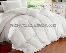 feather duvet insert,down quilt,goose feather and down duvet