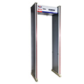 High sensitive metal detector walkthrough professional walkthrough metal detector