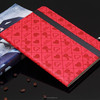 High quality PU leather cover for ipad air case for new ipad