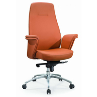 net back business style office chair from Liansheng luxury furniture wholesale