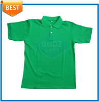 GUDZ-T23 Best Common OEM Cutomize Made Cotton Polo Shirt