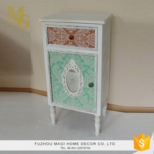 wholesale antique cheap painting wooden cabinet designs for living room