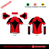 Cycling bike racing wear club cycling wear jersey customization