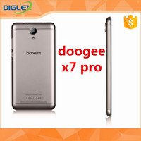 New arrival Doogee x7 pro phone original 16gb gold black silver best quality cellphone