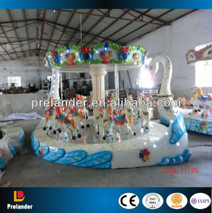 2014 Factory wholesale fairground merry go round parts/rides