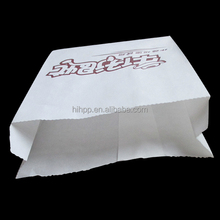 Fried chicken or fried food with food grade paper bag